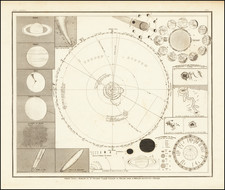 Celestial Maps Map By Joseph Meyer