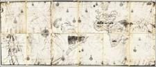 World Map By Giovanni Vespucci