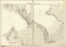 Washington Map By British Admiralty