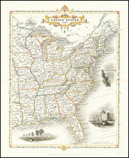 United States Map By Alfred Adlard