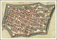 Map By Matthaus Merian