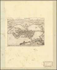Northern Italy Map By François Chéreau