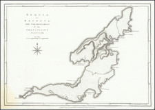 Other Islands Map By James Whittle  &  Robert Laurie