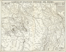 France Map By Jean Jubrien