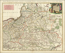 Poland Map By Peter Schenk