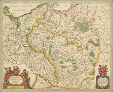 Poland and Baltic Countries Map By Jan Jansson