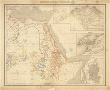 North Africa Map By Anonymous