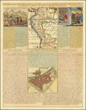 Peru & Ecuador Map By Henri Chatelain
