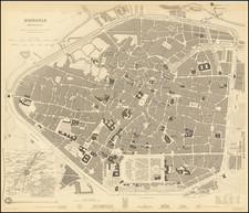Belgium Map By SDUK