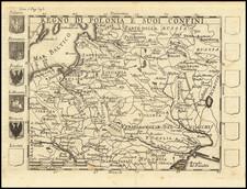 Poland Map By Benedicti Gessari