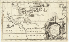 Description de la Louisiane. . . [with the map] Carte de la Nouvelle France et de la Louisiane Nouvellement decouvertz dediee Au Roy l'An 1683. Par le Reverend Pere Louis Hennepin Missionaire Recollect et Notaire Apostolique. By Louis de Hennepin