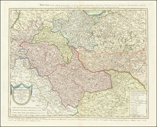 Poland Map By Franz Ludwig Gussefeld