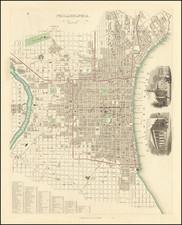 Pennsylvania Map By SDUK