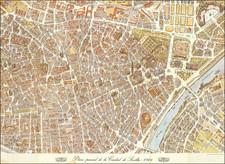 Spain Map By Jose Loeches  &  Jose Ruiz Navarro