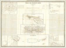 Puerto Rico Map By Francisco Coello