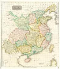 China Map By John Thomson