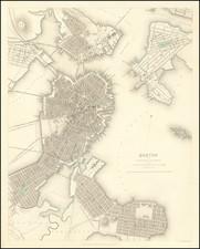 Boston Map By SDUK