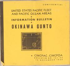 Rare Books Map By CINCPAC