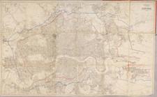 London Map By Kelly & Co. Ltd.