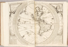 Atlases Map By Vincenzo Maria Coronelli