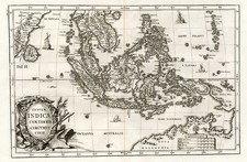 Asia, Southeast Asia, Philippines, Australia & Oceania and Australia Map By Heinrich Scherer