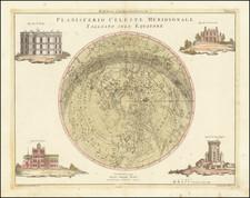 Celestial Maps Map By Antonio Zatta