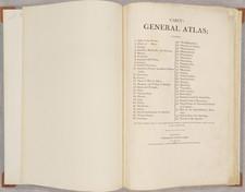 Atlases Map By Mathew Carey