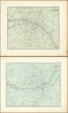 Celestial Maps Map By Adolf Stieler
