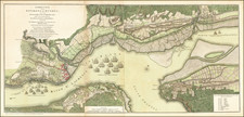 Canada and Quebec Map By Thomas Jefferys
