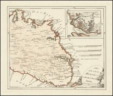 Balearic Islands Map By Franz Johann Joseph von Reilly
