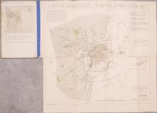 Jerusalem Map By William McLean