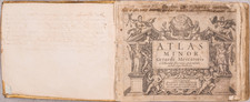 Atlases Map By Jodocus Hondius / Jan Jansson / Cornelis Claesz