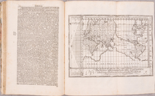 World and Rare Books Map By Johann Christoph Weigel / Johann Gabriele Doppelmayr / Eberhard Welper