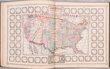 Atlases Map By Schonberg & Co.