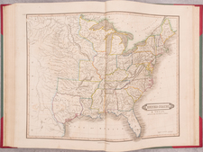 Atlases Map By William Home Lizars
