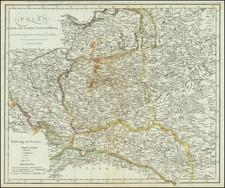 Poland Map By Tranquillo Mollo