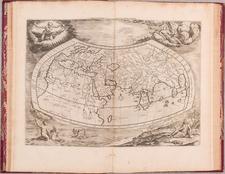 Orbis Antiqui Tabulae Geographicae Secundum Cl. Ptolemaeum, cum Indice Philologico absolutissimo... By  Gerard Mercator / Claudius Ptolemy