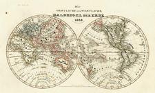 World and World Map By Joseph Meyer