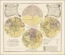 Curiosities and Celestial Maps Map By Homann Heirs