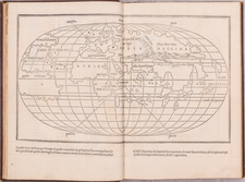 Atlases and Rare Books Map By Benedetto Bordone