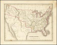 United States By Thomas Gamaliel Bradford