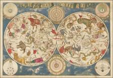 Celestial Maps Map By Frederick De Wit