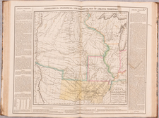 Atlases Map By Henry Charles Carey  &  Isaac Lea