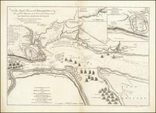 Eastern Canada Map By Thomas Jefferys