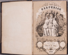 California, Rare Books and Fair Map By Mrs. F. H. Day