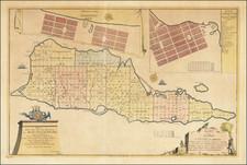 Virgin Islands Map By Jens Michelsen Beck