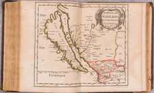 Atlases Map By Nicolas Sanson