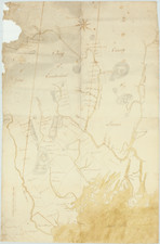 New England and Maine Map By Anonymous