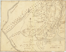 New York City, New York State, New Jersey and American Revolution Map By Anonymous