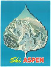 Colorado, Colorado and Travel Posters Map By Bradford-Robinson Printing Company